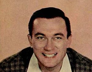Ted Brown (radio) - Brown in 1956.