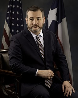 Ted Cruz United States Senator from Texas