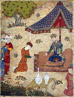 Tekuder Sultan of the Persian-based Ilkhanate (1246-1284) (r.1282-1284)