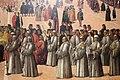 Teleri della scuola di san giovanni ev., Gentile Bellini, Processione in piazza San Marco (1496) 04.JPG