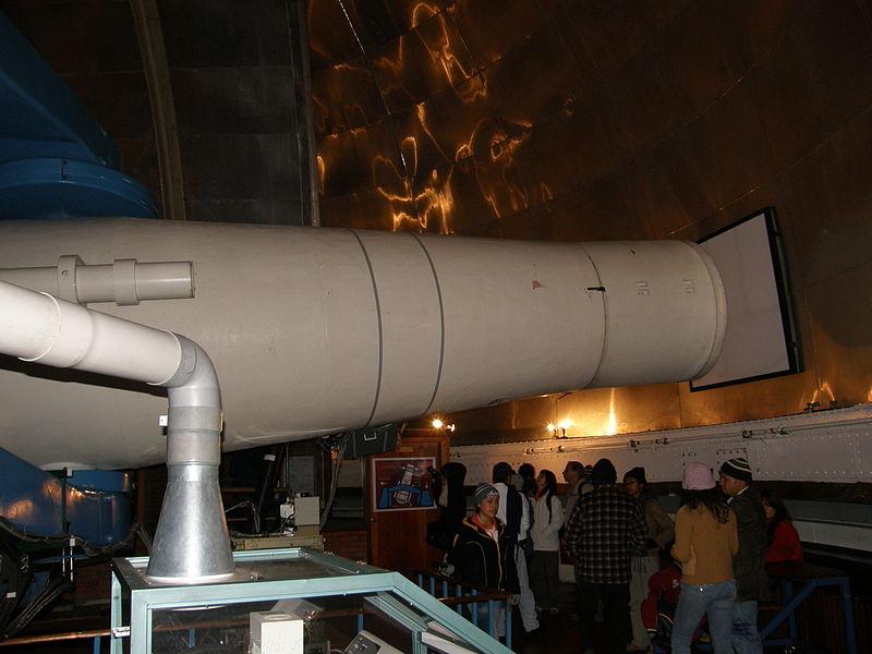 Telescope of Observatorio Nacional de Llano del Hato (1).jpg