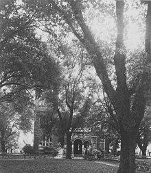 Terrebonne Parish Courthouse Houma Louisiana WPA.jpg