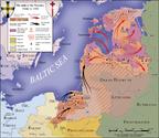 Durbe - Bieliki zwyczajne - Łotwa
