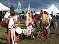 Tewkesbury Medieval Festival 2008 - Drummers.jpg