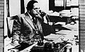 The 'Father of the Constitution' at work, the office of the Law Minister, Government of India.jpg