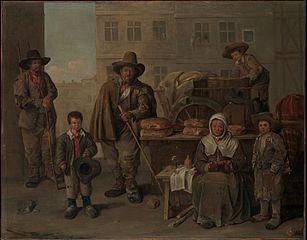 The Baker's Cart