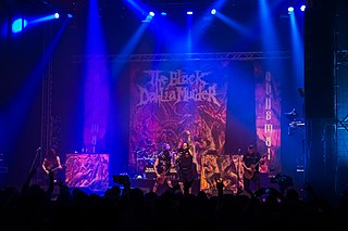 The Black Dahlia Murder (band) American death metal band