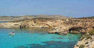 Κομίνο: The Blue Lagoon