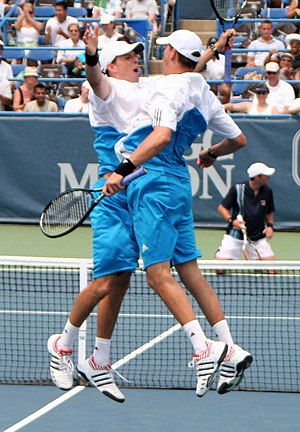 The Bryan brothers - Image: The Bryan brothers crop