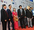 The Chief Guest IFFI, Cinestar Akshay Kumar arrives at the inaugural ceremony of the 43rd International Film Festival of India (IFFI-2012), in Panaji, Goa. The Secretary, Ministry of Information & Broadcasting.jpg