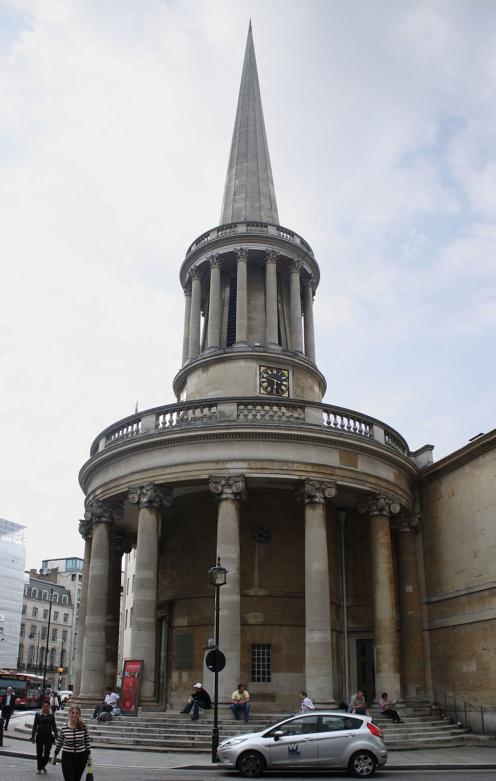 The Church of All Souls, Langham Place (5990857632)