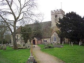St Mary Our Lady, Sidlesham Church in Church Farm Lane West , United Kingdom