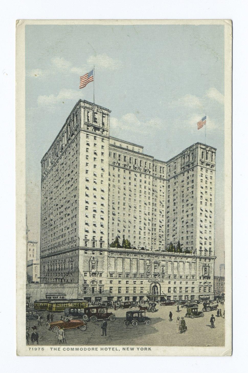 The Commodore Hotel, New York, N. Y (NYPL b12647398-74395).tiff