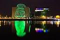 The Convention Centre Dublin. North Wall Quay & River Liffey, Dublin (507210) (32839190551).jpg
