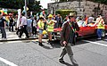 The Dublin Pride Festival is an annual series of events which celebrates lesbian, gay, bisexual, transgender, queer (LGBTQ) life in Dublin, Ireland. (5870452543).jpg