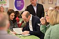 The Duke and Duchess Cambridge at Commonwealth Big Lunch on 22 March 2018 - 077.jpg