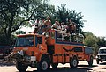 The Encounter Overland group at Chobe July 18 1995.jpg