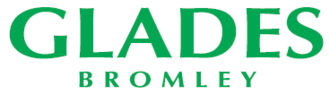 The Glades (Bromley) - Former logo of The Glades