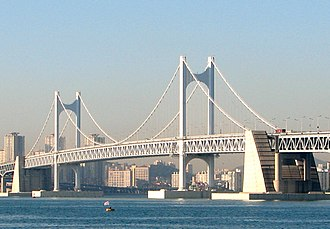 Busan - Gwangan Bridge