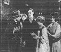 The Heiress at Coffee Dans - scene - 1917 newspaper.jpg