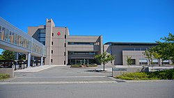 The Japanese Red Cross Akita College of Nursing 20190814.jpg