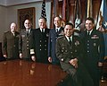 The Joint Chiefs of Staff gather for an informal portrait at the Pentagon.jpg