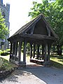 The Litch Gate, St. Andrew's Church, Hornchurch, Essex - geograph.org.uk - 26372.jpg
