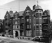The Apartments In 1902