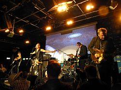 Las membranas en el escenario de Manchester 2013