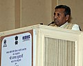 The Minister of State (Independent Charge) for Micro, Small & Medium Enterprises, Shri K.H. Muniyappa addressing at the inauguration of the Coir Board Diamond Jubilee Celebrations, in New Delhi on November 25, 2013.jpg
