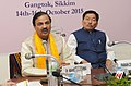 The Minister of State for Culture (Independent Charge), Tourism (Independent Charge) and Civil Aviation, Dr. Mahesh Sharma and the Chief Minister of Sikkim (1).jpg