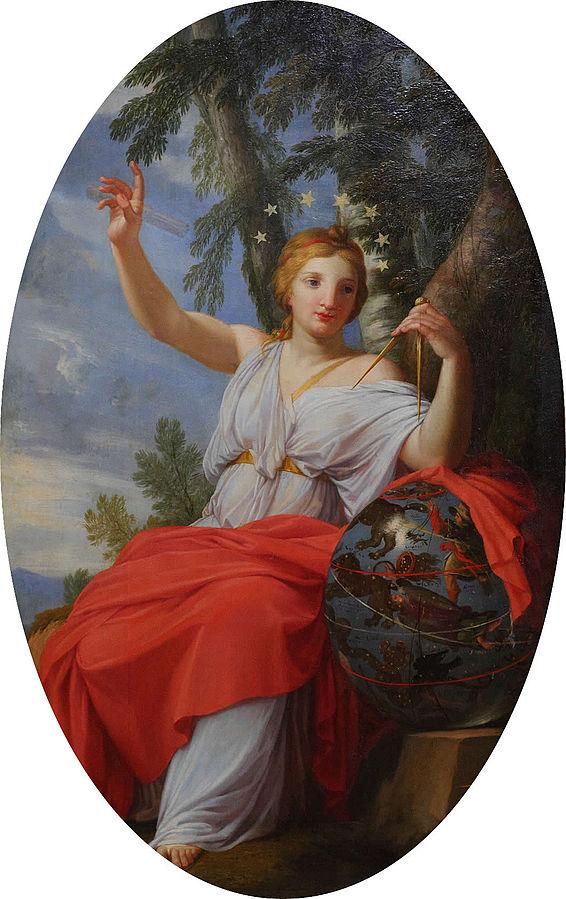 The Muse Urania