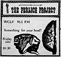 The Perlich Project on 95.5 WCLV - 1969 print ad.jpg