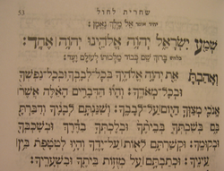 The Prayer- Shema Yisroel from the Siddur.png