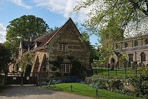 Hambleton, Rutland - Image: The Priest House Hambleton Rutland