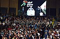 The Prime Minister, Shri Narendra Modi addressing at the inauguration of the first edition of Khelo India School Games, at the Indira Gandhi Indoor Stadium, in New Delhi on January 31, 2018 (1).jpg