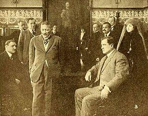 The Prussian Cur - Film still