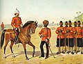The Queen's Own Madras Sappers and Miners, Review Order.jpg