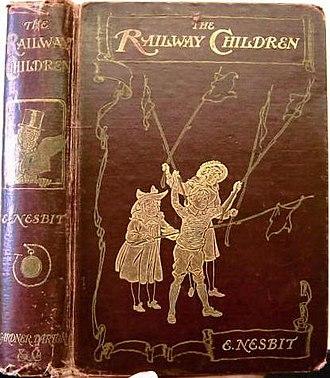 The Railway Children - First edition