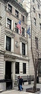 5 West 54th Street Building in Manhattan, New York