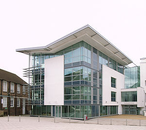 Middlesex University - The Sheppard Library