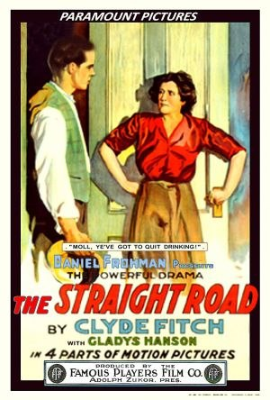 The Straight Road - Theatrical release poster