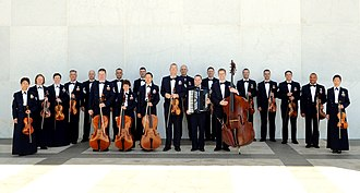 United States Air Force Band - The Air Force Strings is the official string ensemble of The United States Air Force.
