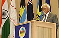 The Vice President, Mohd. Hamid Ansari, addressing at the opening Ceremony of the 53rd Commonwealth Parliamentary Conference, in New Delhi on September 25, 2007.jpg