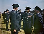 The Visit of Hm King George Vi To No 617 Squadron (the Dambusters), Royal Air Force, Scampton, Lincolnshire, 27 May 1943 TR999.jpg