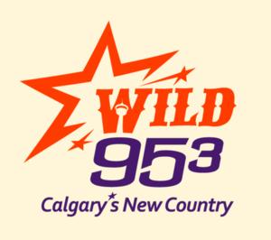 CKWD - Image: The Wild 95.3 Logo