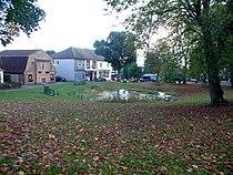 The pond at Tatsfield, TN16 - geograph.org.uk - 68152.jpg