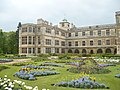 The rear of Audley End House looking across the parterre gardens - geograph.org.uk - 1281655.jpg