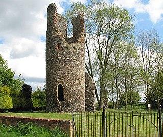 Kirby Bedon Human settlement in England