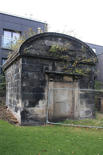 Dugald Stewart - The tomb of Dugald Stewart, Canongate Kirkyard